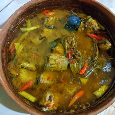 Resep Ikan Tongkol Masak Mandar 0006 Oleh Dapur Ummi Ali Cookpad