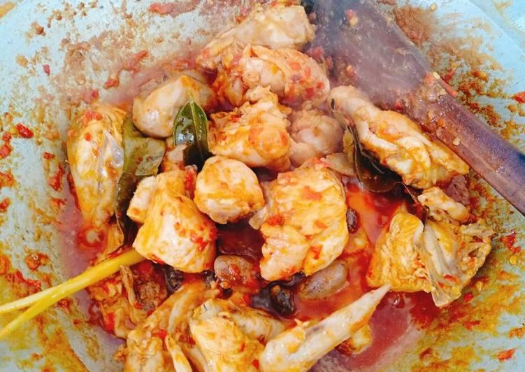 Langkah Mudah untuk Membuat Ayam kalio mantap Anti Gagal