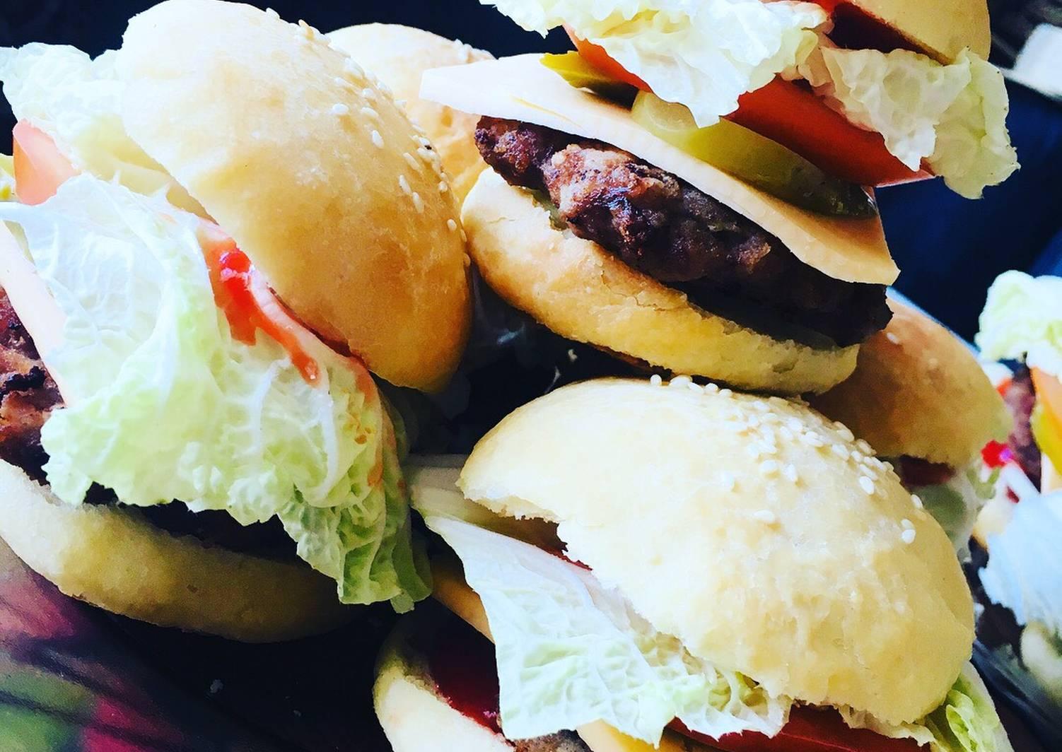 диетические домашние бургеры фото рецепт удивительный