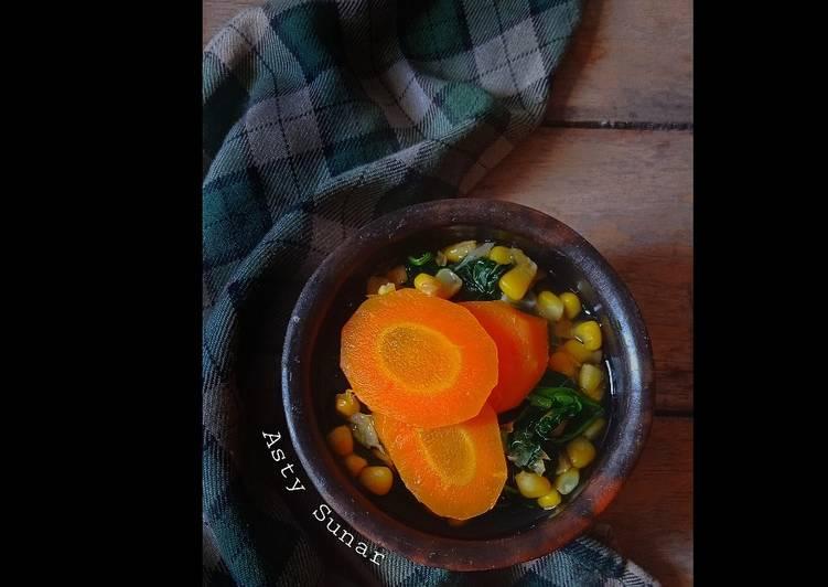 Resep Sayur bening, Bikin Ngiler