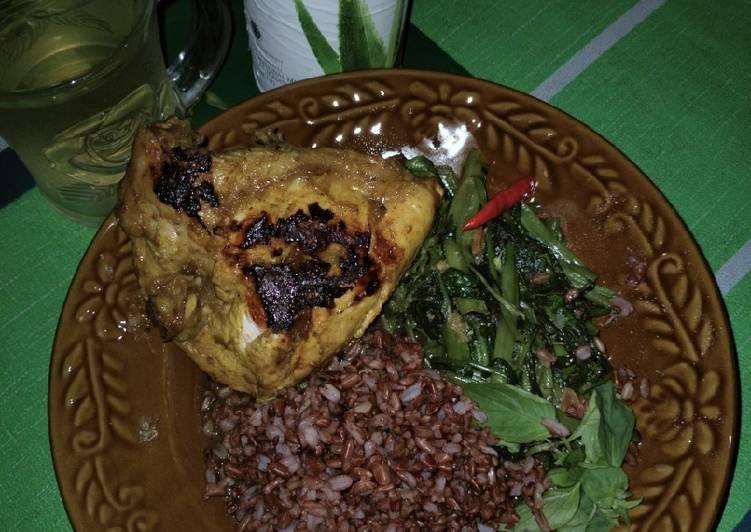 Ayam bakar sehat, Herba life