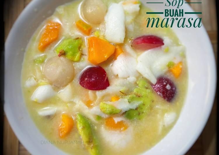 Sop buah marasa