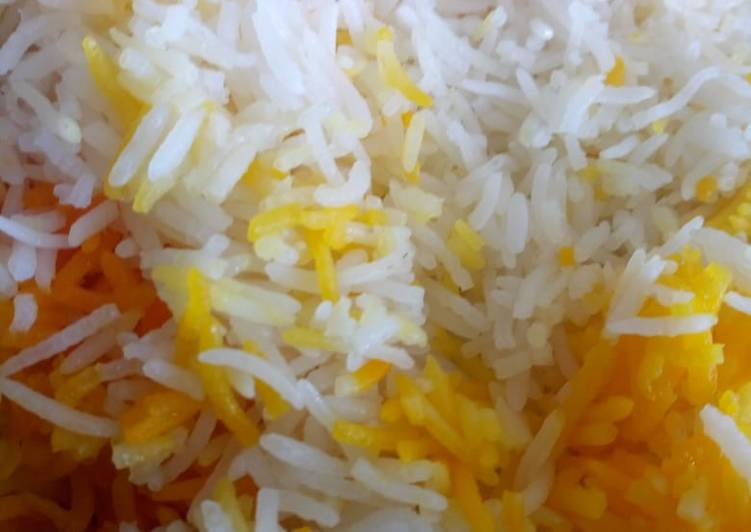 Step-by-Step Guide to Prepare Favorite Saffron rice