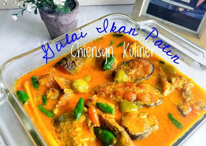Resep Gulai Ikan Patin, Lezat