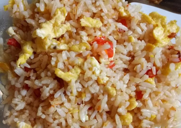 Resep 01. Nasi Goreng Favourite Terbaik