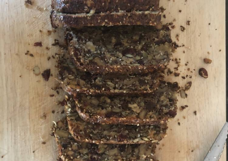 Simple Way to Make Most Popular Nut bread