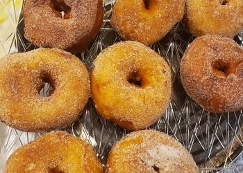 Easiest Way to Cook Delicious Easy peasy donuts
