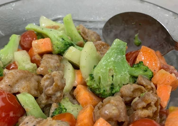 Recipe of Favorite Hurricane Salad 🥗