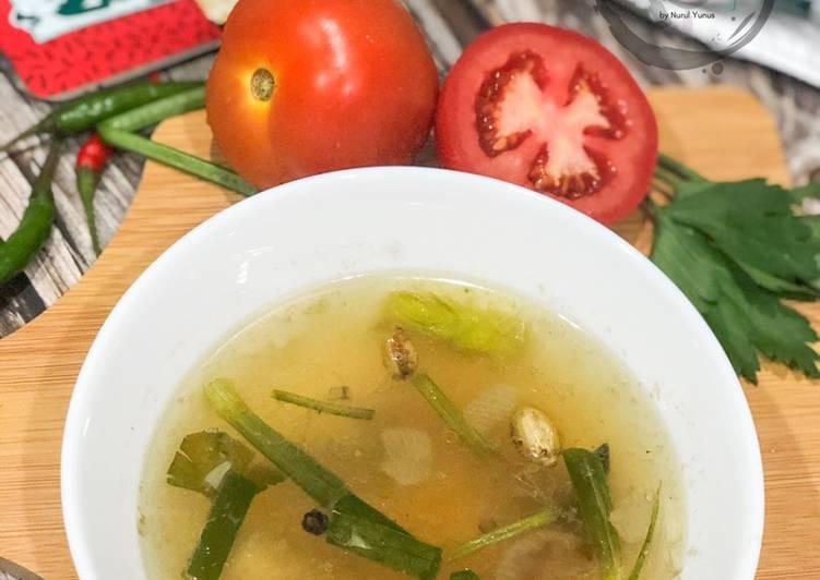 Sup Kosong Nasi Ayam - velavinkabakery.com