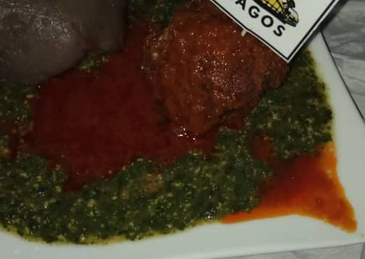 10 Minute Easiest Way to Prepare Favorite Okro with stew and amala