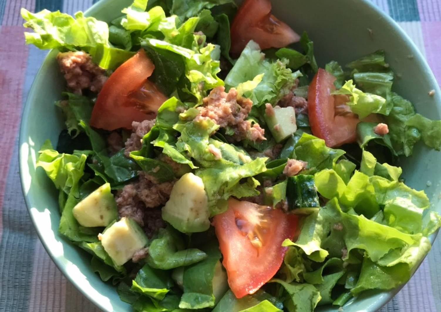 просто тунец салатный в масле рецепты с фото кем