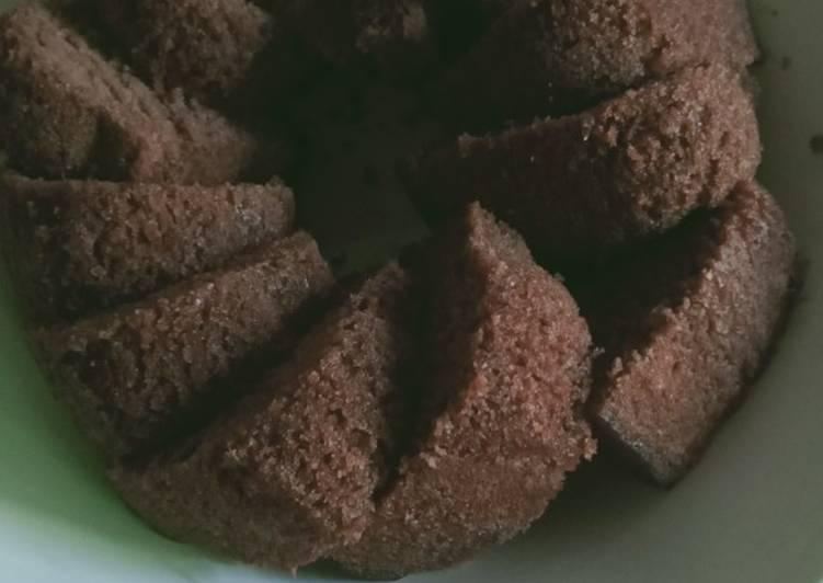 Cara Gampang Menyiapkan Bolu Kukus Chocolatos, Enak