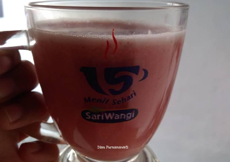 jus-strawberry
