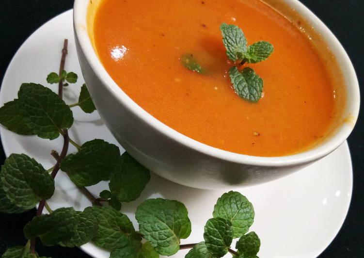 The Secret of Successful Carrot Soup