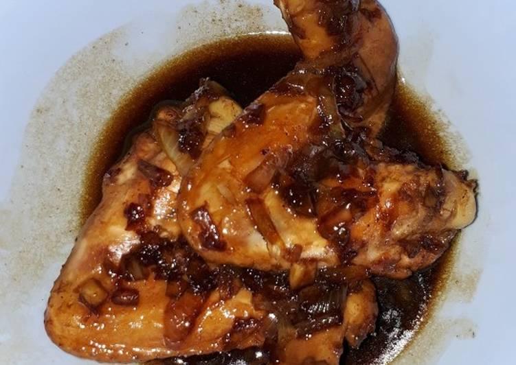 Ayam teriyaki ala anak kos 👌