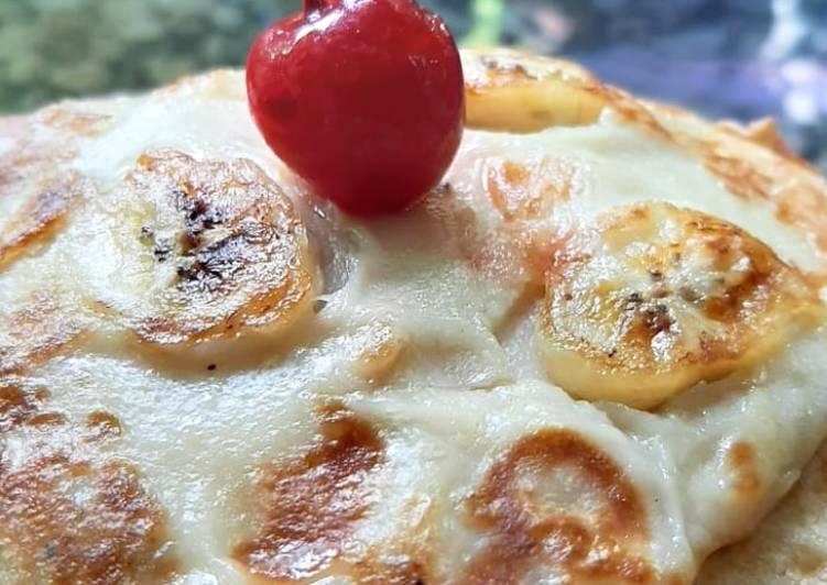 Pancake Pisang Kepok🍌