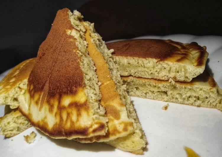 Recipe of Favorite Japanese pancakes