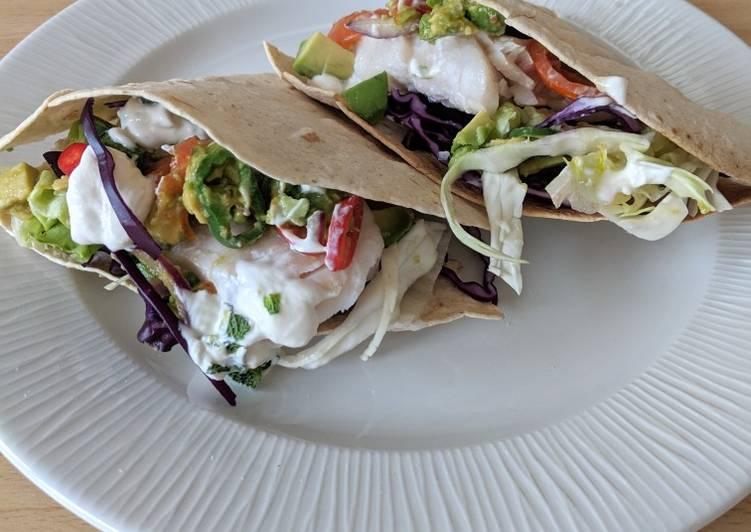 Simple Way to Make Award-winning Cod tacos