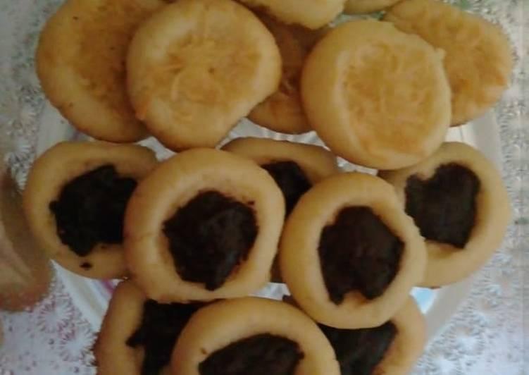 Cookies no oven (cukup teflon) ekonomis