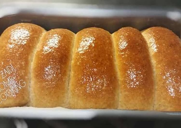 Easiest Way to Make Perfect 🍞Whole Wheat Bread🍞