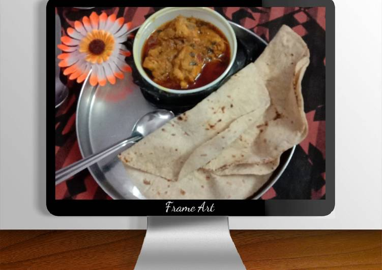 Spicy Chicken Curry Finding Healthy Fast Food