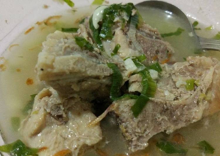 Resep Sop B2 Keto Oleh Woro Wahyuningtyas Cookpad