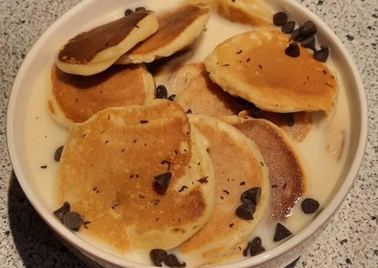 Bol de mini pancake