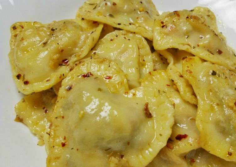 How to Cook Perfect Pan Fried Ravioli
