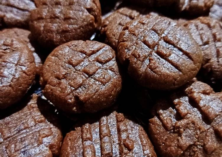 Cookies Coklat Teflon