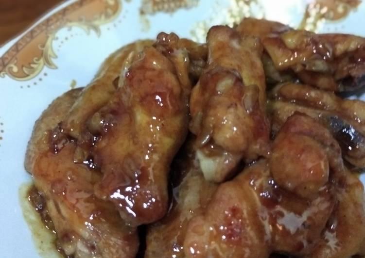 Ayam 🐔 cola yummy