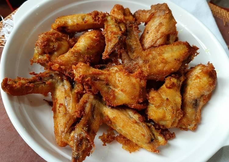 Resep Ayam Goreng Lengkuas Simple Dan Enak Enak Resep Masakanku