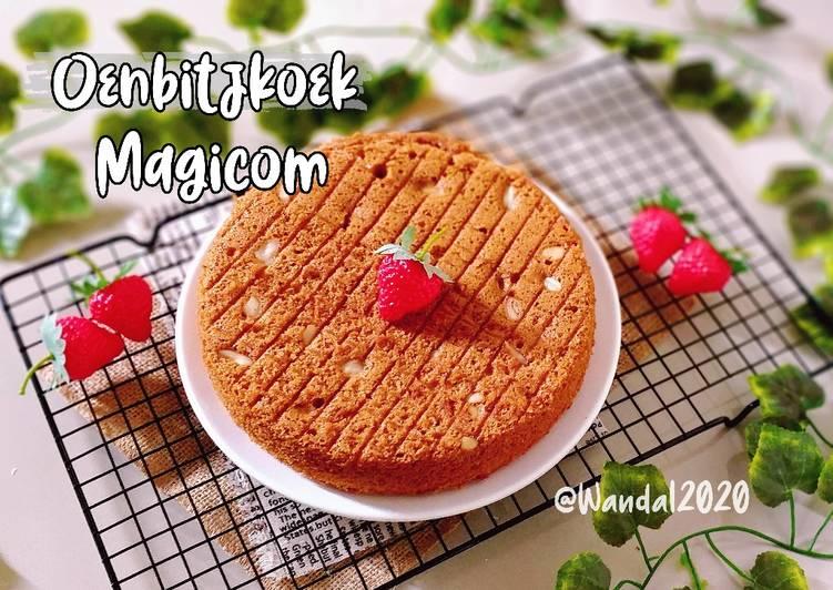 Oenbitjkoek Magicom a.k.a Cake Rempah Kayu Manis Magicom