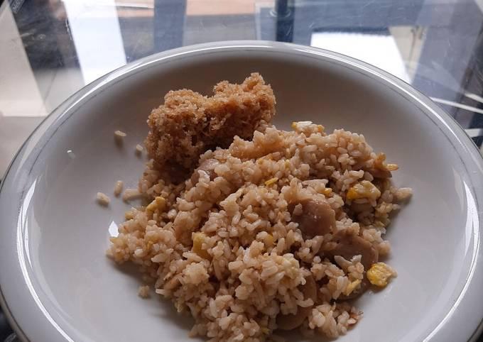 Nasi goreng hainan