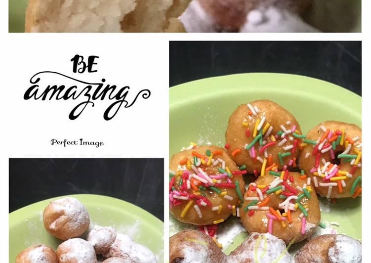 Chapssal - Donut ketan praktis tanpa ribet 😁