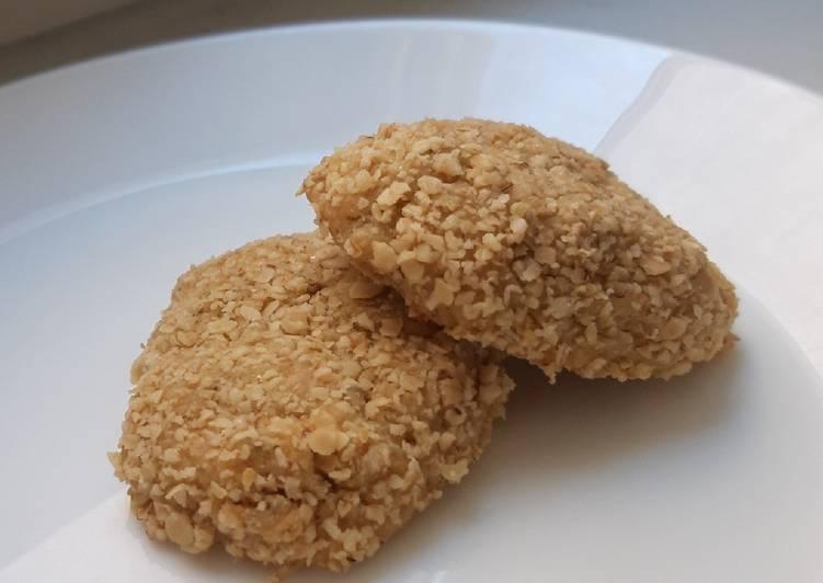 Nuggets végétariens aux haricots blancs