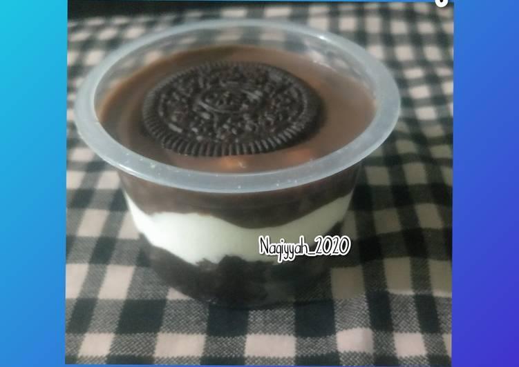 112. Choco Oreo Dessert Cup
