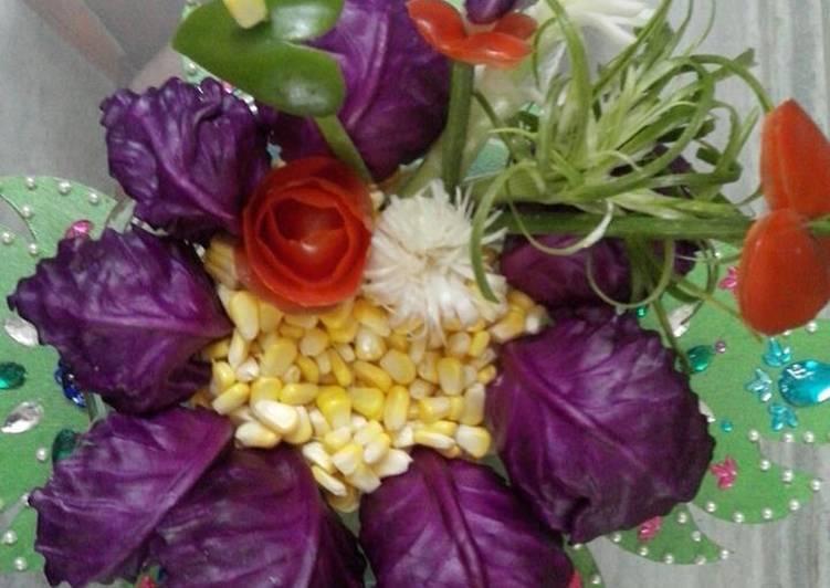Steps to Prepare Super Quick Homemade Sweet corn salad