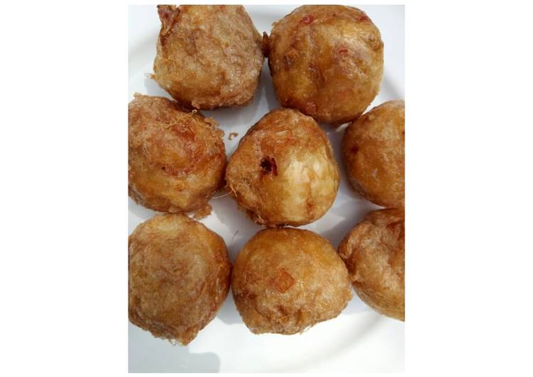 What is Dinner Easy Winter Stuffed Yam balls