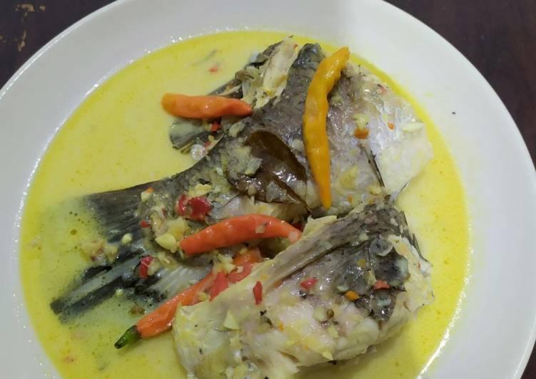 Resep Gulai ikan laut Yang Simple Bikin Ngiler