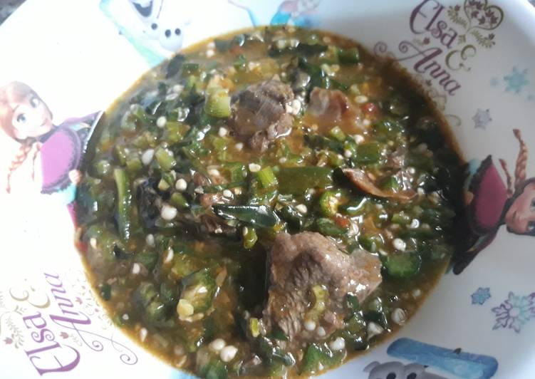 Information on How to Improve Your Mood with Food Okro soup