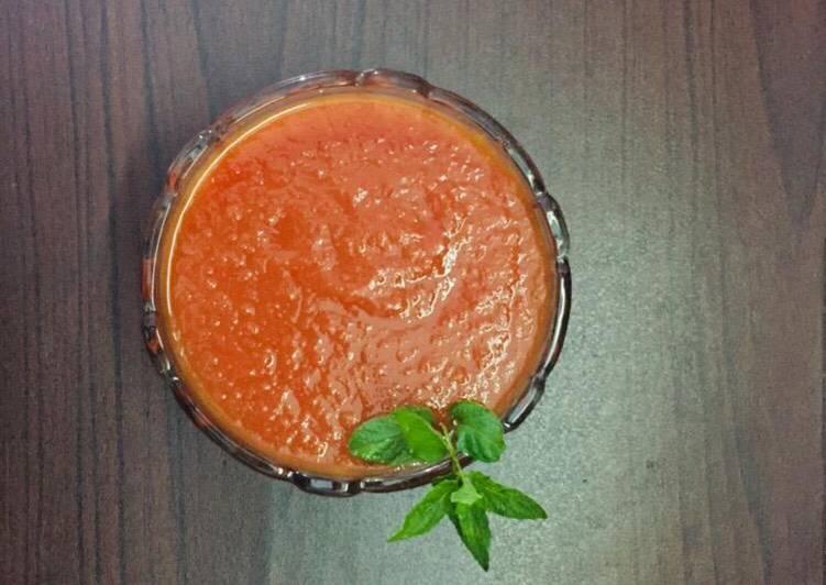 Recipe of Speedy Tomato sauce