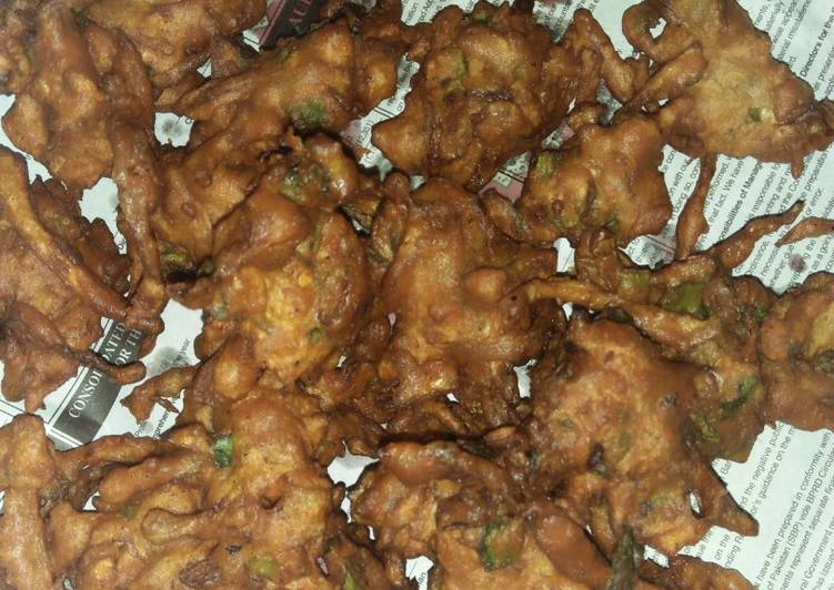 Mixed vegetable pakora iftarr recipe by sunaira younus