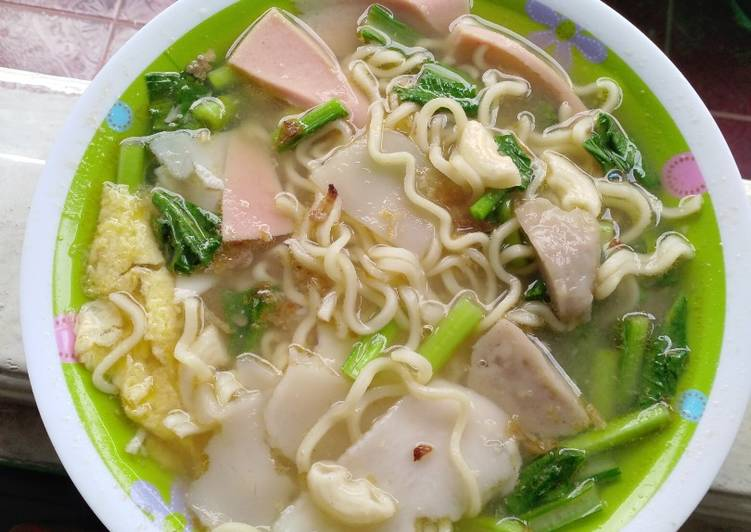 Special mie kuah