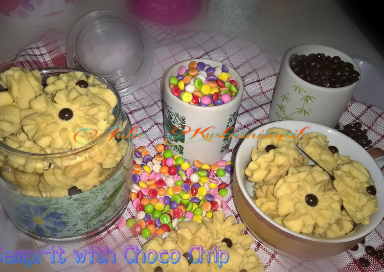 Semprit with Choco Chip