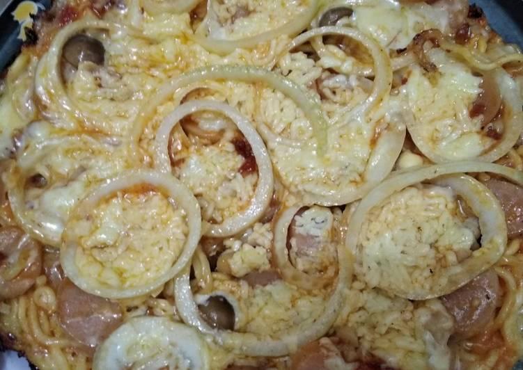 Pizza indomie