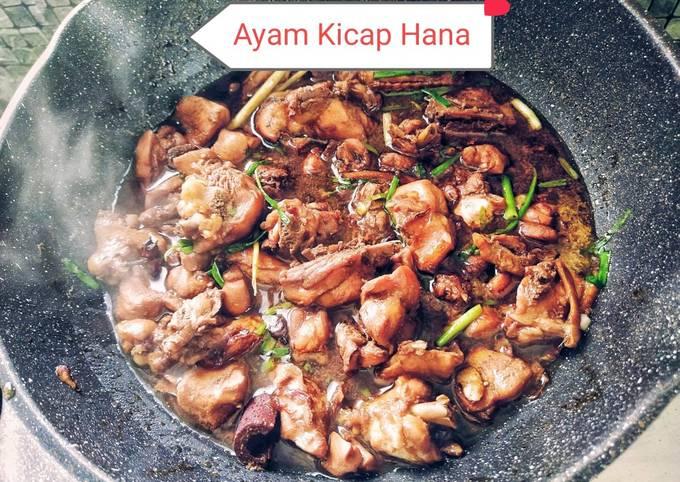 Ayam Kicap Hana