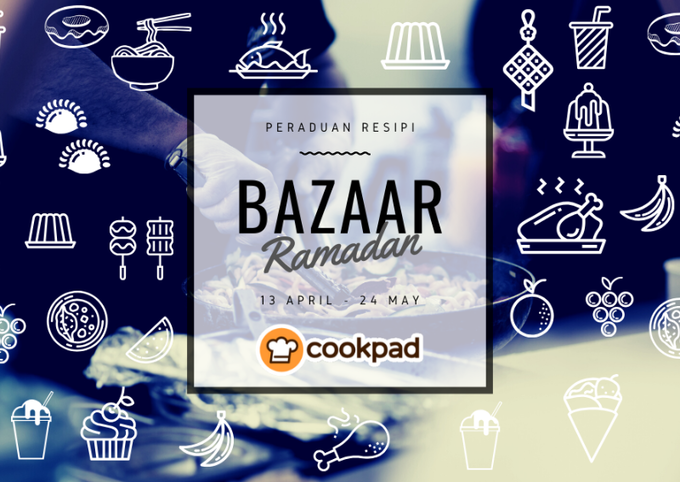 3 days left to join! Maraton #bazaarramadan 2020