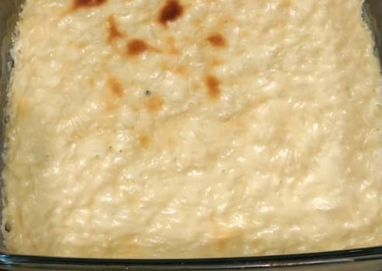 Recipe of Ultimate Rice pudding