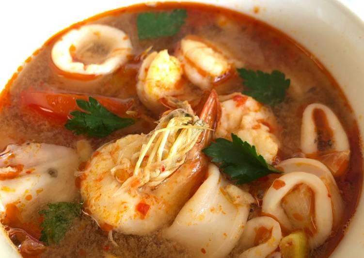 Tomyamgung (Tomyam Seafood)