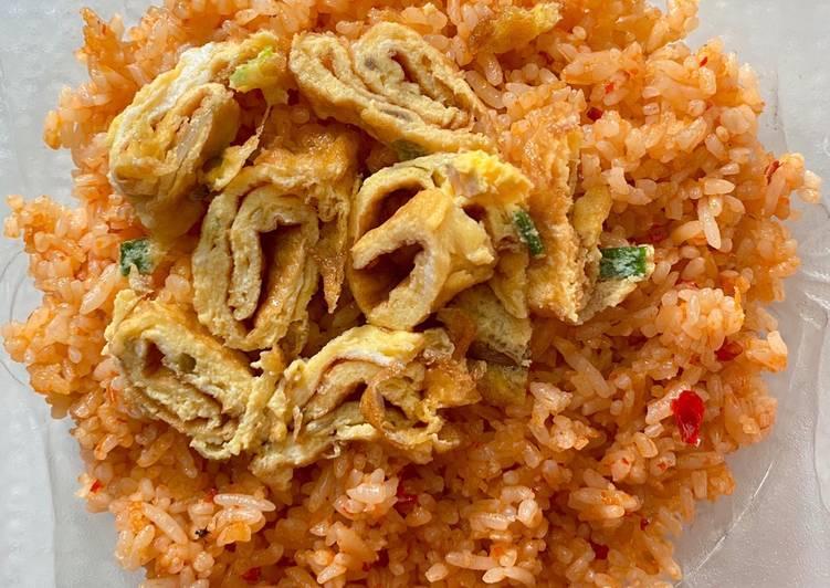 Resep Nasi Goreng Jawa Bikin Laper